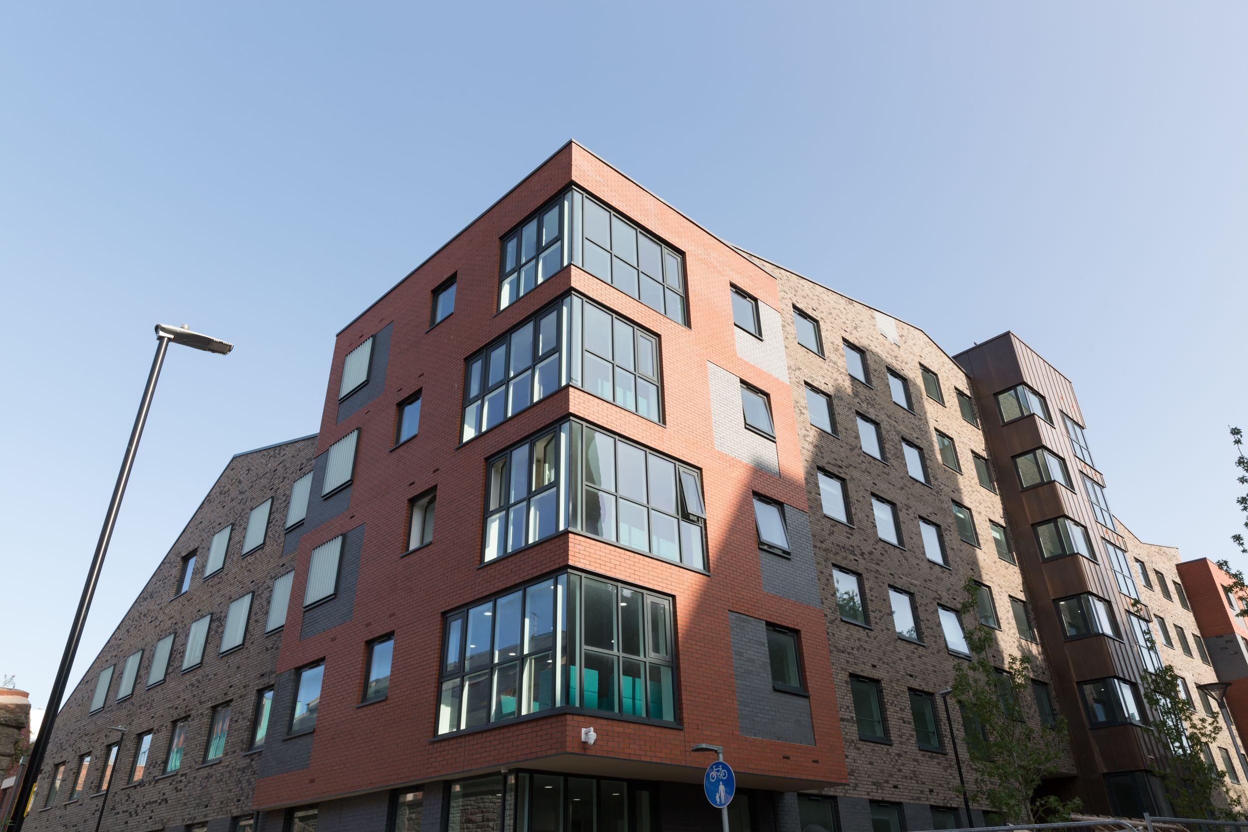Office development building