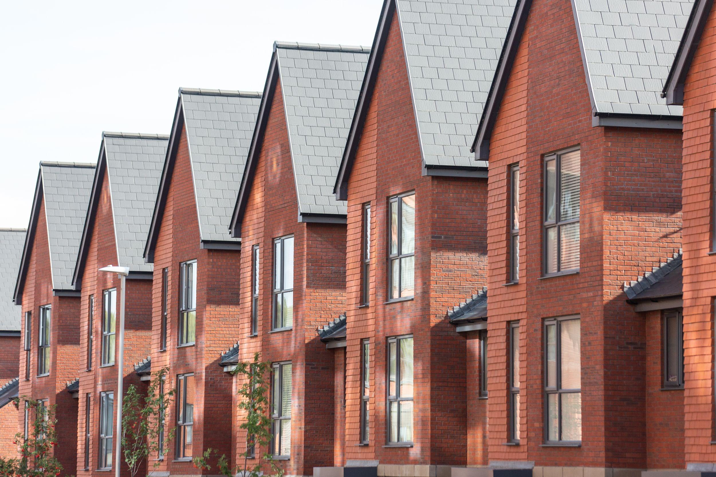Housing development in Keynsham