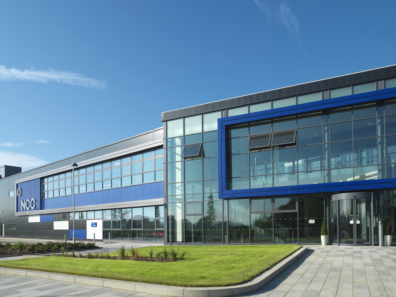 National Composites Centre building