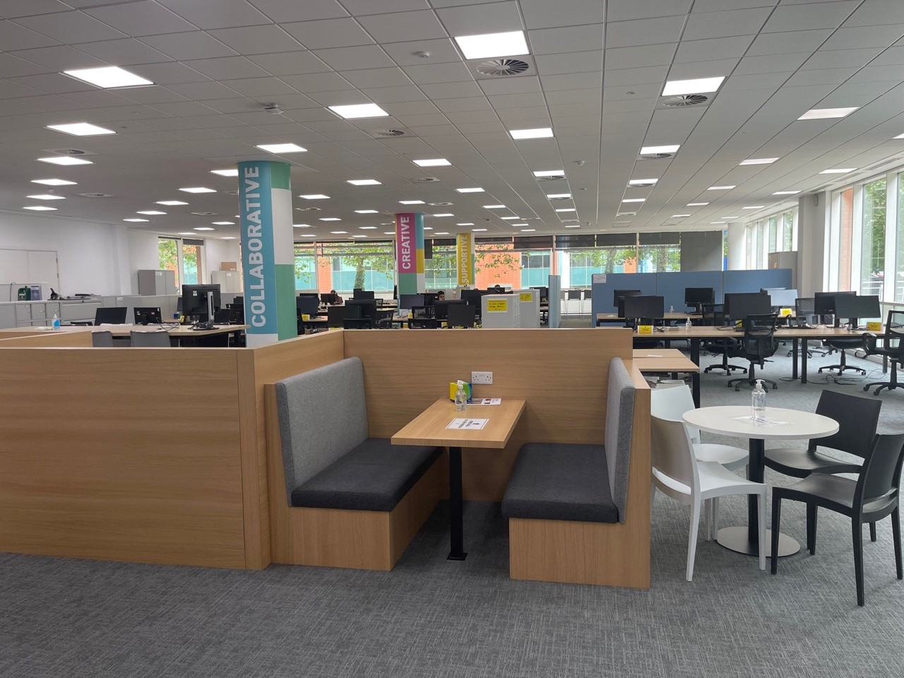 Inside the West of England Combined Authority offices