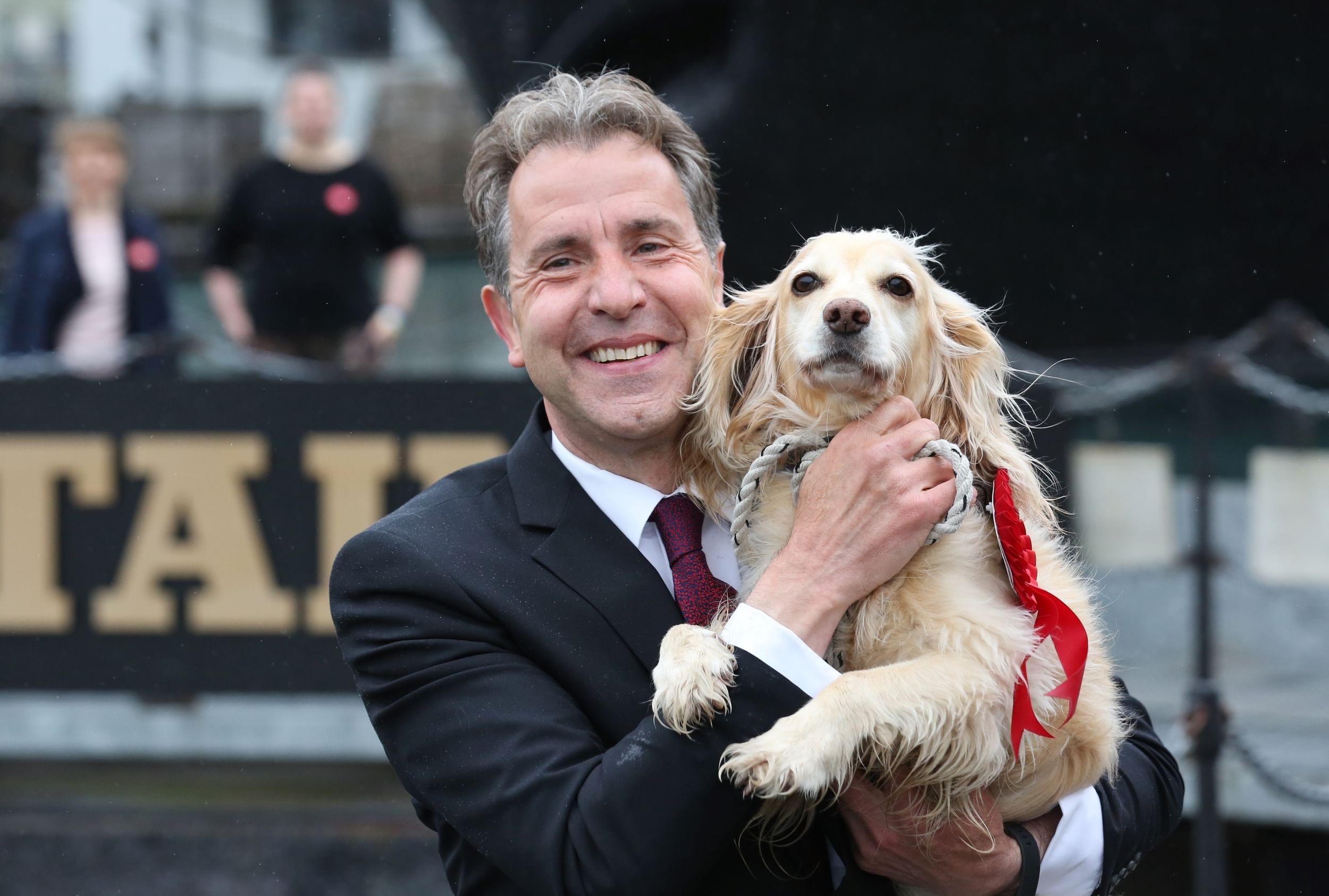 The Mayor of West of England: Dan Norris